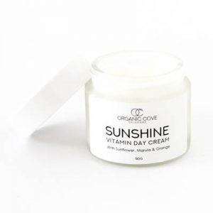 natural chemical free face moisturiser