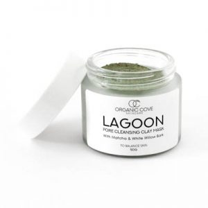 congested skin pore cleanse face clay mask