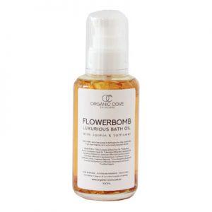 bath oil body moisture