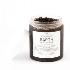 coffee sugar body polish Australia