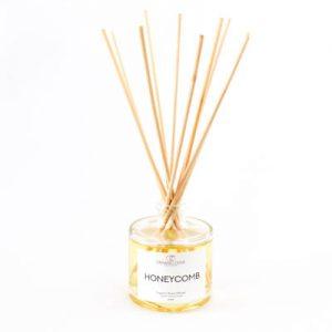 vanilla honey natural reed diffuser non toxic